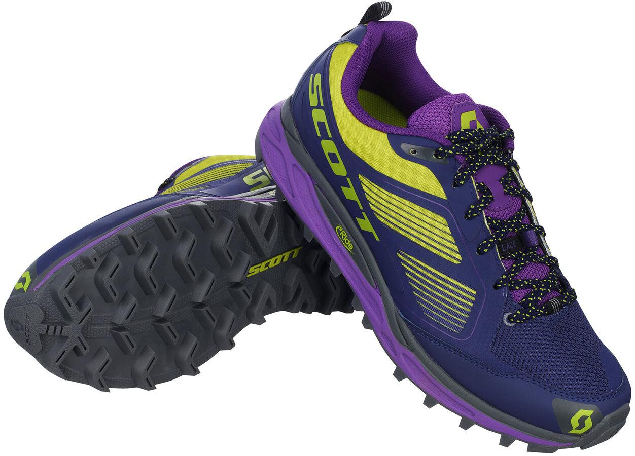 SCOTT W's W's W's Kinabalu Supertrac Shoes Purple/Grön 716a61